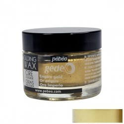 Gilding wax - Empire gold