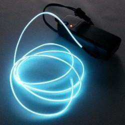 Fil Electro Luminescent Blanc