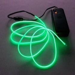 Fil Electro Luminescent Vert