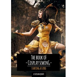 """ Cosplay Sewing "" libro..."