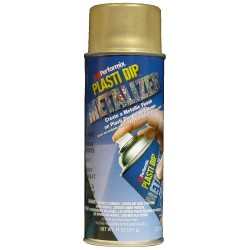 Plastidip metalizer gold
