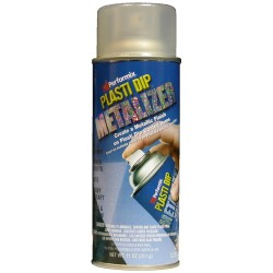 Plastidip metalizer plata