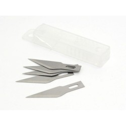 5 blades for scalpel