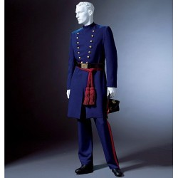 Secession war uniforms pattern