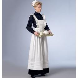 Pattern - maid / dress