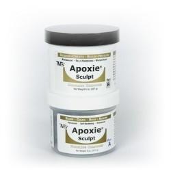 Apoxie sculpt - bianca