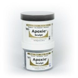 Apoxie sculpt - blanc