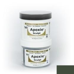 Apoxie sculpt - noir