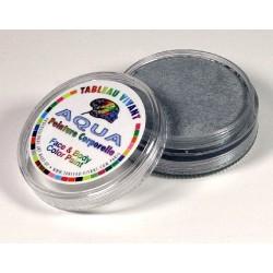 Aqua métal argent