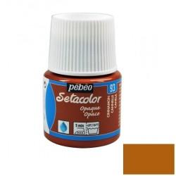 Fabric paint - cinnamon