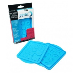 Silicone mold - Buttons