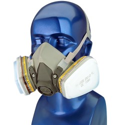 Masque respiratoire 3M6K-A1P2