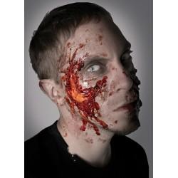 Zombie cheekbone