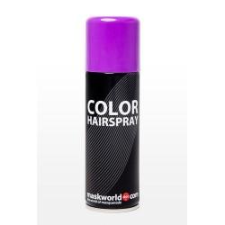 bombe pour cheveux - violet