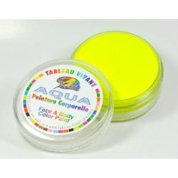 Aqua fluo jaune