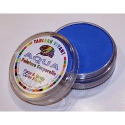 Aqua fluo bleu