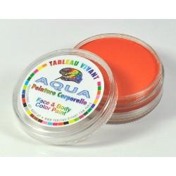 Aqua arancione metallo