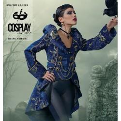 Pattern - shawl-collar jackets