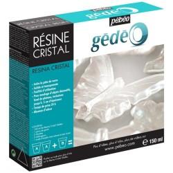 Kit résine cristal Gédéo