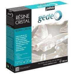 kit de resina Cristal