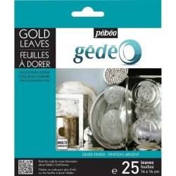 Foil gilding Silver