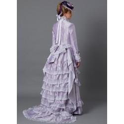 Patron robe XIXème