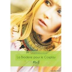 El bordado de cosplay